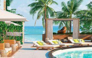 Новый отель Nobu Hotel Miami Beach