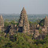 Ангкор Ват в Камбодже ввел новые ограничения для туристов