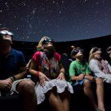 В Неаполе открылся 3D-планетарий