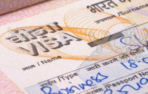 Появились сайты, выдающие поддельные визы в Индию