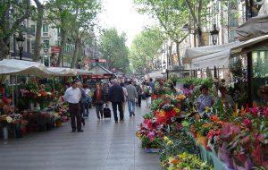 В Барселоне отреставрируют туристическую улицу Рамбла
