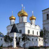 Самые популярные у паломников места России