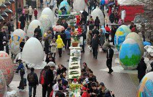Пасхальные фестивали пройдут в городах России