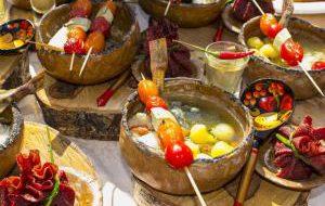 Туристы узнали, в каких регионах вкуснее