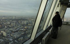 В самом высоком здании Китая открылась смотровая площадка