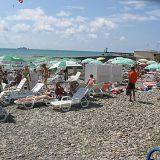 В Сочи этим летом будет работать около 200 пляжей
