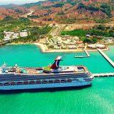 В 2017 году Доминикану посетили более 800 тысяч круизных туристов