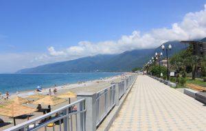 Спрос на Абхазию за год снизился более чем вдвое