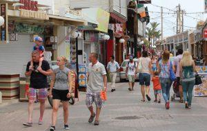 На Крите прибавилось российских туристов