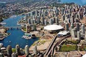 Путешествие в Ванкувер (Канада)