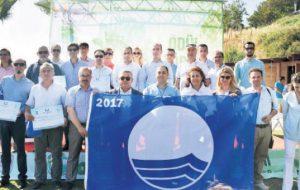 20 отелей курорта Кушадасы получили «голубые флаги»