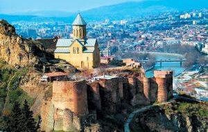 10 мест, которые нужно посетить в Грузии