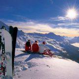 Куда поехать зимой в отпуск?