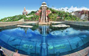Лучшим аквапарком мира назван испанский Siam Park