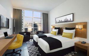 В Дубае открылся отель бренда Tryp