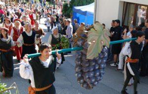 Винный фестиваль в Чехии