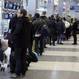 Очереди образовались в аэропортах стран ЕС