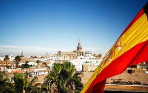 МИД предупредил о протестных акциях в Испании