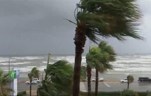Ростуризм об урагане в Карибском бассейне