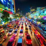 Названы самые популярные города мира