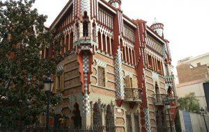 Первое строение Гауди в Барселоне открывают для туристов