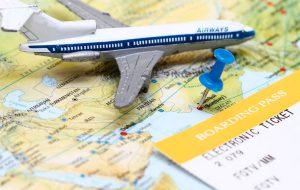 Авиабилеты за рубеж подорожают
