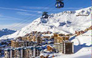 Названы лучшие горнолыжные курорты и отели мира