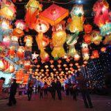 Фестиваль фонарей пройдет в Сеуле