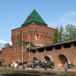 Нижегородский кремль: история