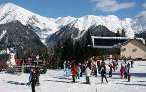 В Красной Поляне открылась горнолыжная трасса длиной 7,5 км