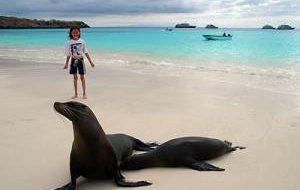 Пляжи на Галапагосах признаны лучшими в мире
