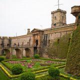 Барселонская крепость откроет туристам археологическую зону