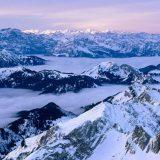 Ростуризм о лавиноопасности в Швейцарии