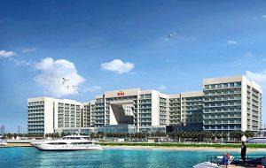На искусственных островах в Дубае откроют курорт Riu Hotels