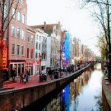 Туристам запретят разглядывать жриц любви в Амстердаме