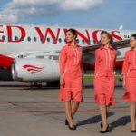 Красные крылья начинают полеты в Ереван