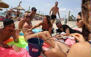 Туристам на Майорке грозит штраф в 500 евро за пьянство