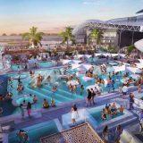 В центре Дубая открылся пляжный клуб