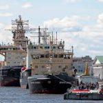 Уникальный Фестиваль ледоколов пройдет в Санкт-Петербурге