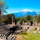 Турция выходит на главные рынки с древними городами