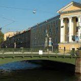 Мосты Петербурга. Вознесенский мост