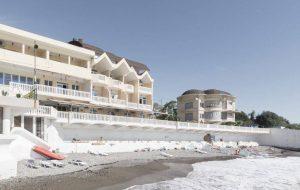 Гостиницы у моря в Сочи