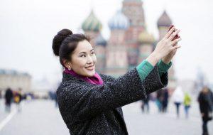 Турпоток из Китая в РФ набирает обороты