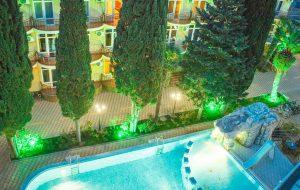 Отдых в Адлере – гостиница Кипарис
