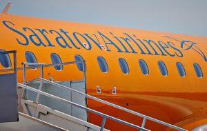 «Саратовские авиалинии» возобновляют продажи билетов