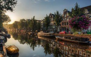 В Голландии запущен новый маршрут