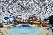 В Тюмени открылся крупнейший аквапарк страны