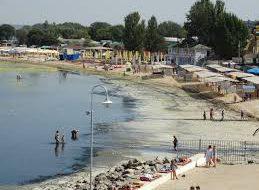 Пляжи Анапы и Геленджика закрыты для купания