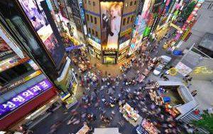 В Сеуле начинается сезон глобальных летних распродаж