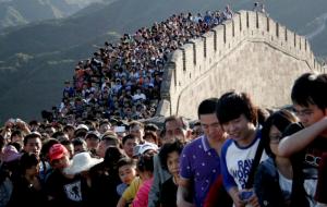 Китай отменяет визы для российских туристов